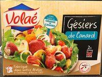Gésiers de canard cuits dans la graisse de canard - Produit - fr