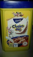 Choko dej - Produit - fr