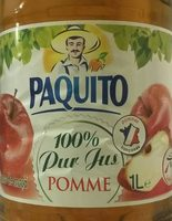100% Pur jus Pomme - Product