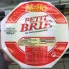 Petit Brie au lait pasteurisé (33 % MG) - Producto