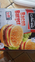 Bacon burger - Product