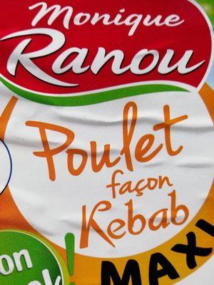 Sandwich Maxi Poulet Kebab - Product - fr