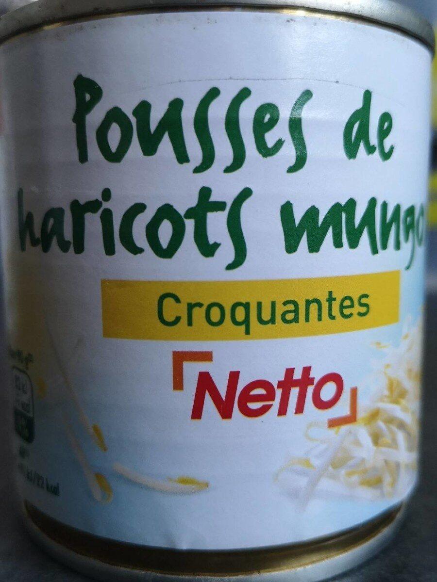 Pousses de haricots mungo - Produit - fr