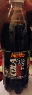 Cola One Zero - Produit - fr