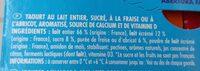 Les p'tits prods - Ingrédients - fr