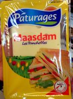 Maasdam (27 % MG) les Tranchettes - Product - fr