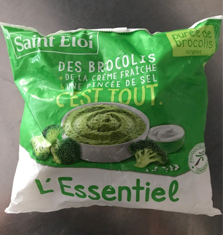 S.eloi Puree Broco Cuis - Produit - fr