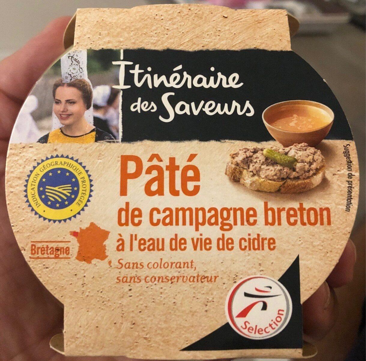 Pâté de campagne breton - Produit - fr