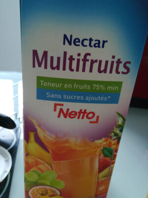 Nectar Multifruits - Product - fr