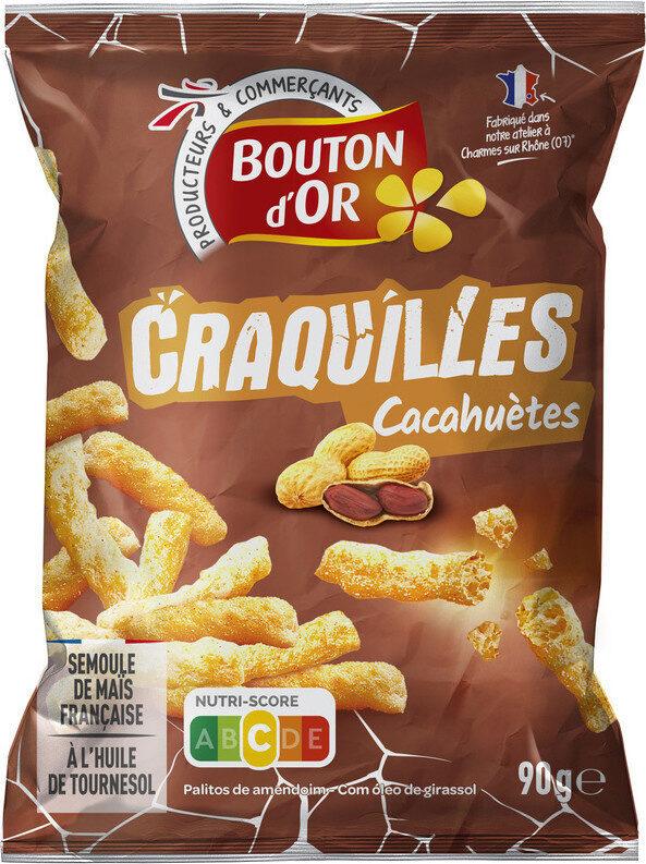 CRAQUILLES CACAHUETES - Produit - fr