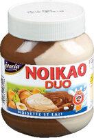 Pâte à tartiner noikao duo - Produit - fr