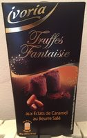 Ivoria Ball Truf Caramel - Product