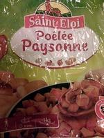 Poêlée Paysanne, Surgelé - Produkt