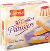 Cuillers pâtissiers aux œufs frais - Product