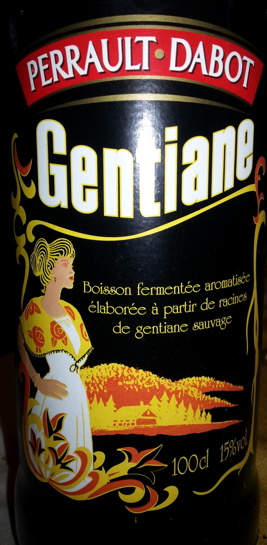 Gentiane - Produit - fr