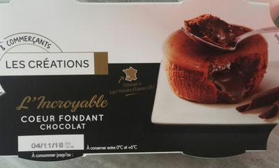 Coeur Fondant Chocolat - Product - fr