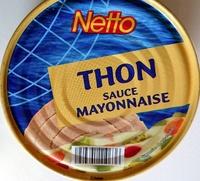Thon sauce mayonnaise - Produit - fr