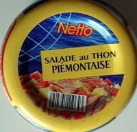 Salade au Thon Piémontaise - Produit