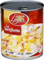 Tartiflette aux Lardons & Oignons - Produit - fr