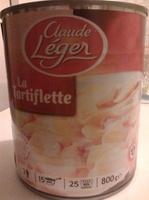 La tartiflette - Produit - fr