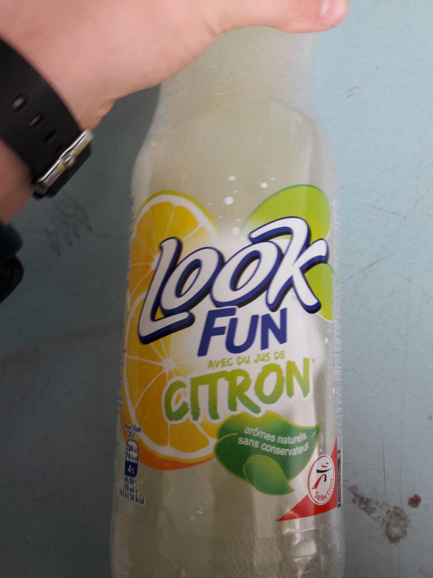 Look fun avec jus de citron - Produit - fr