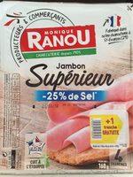 Jambon Superieur - Produit - fr