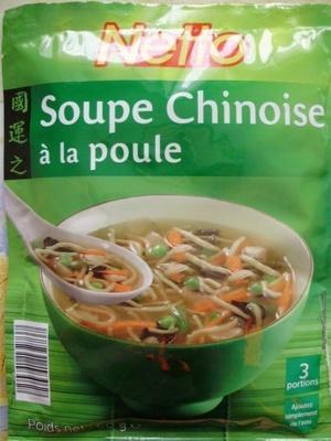 Soupe Chinoise à la poule - Produit - fr