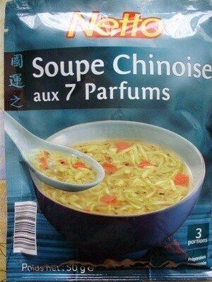 Soupe Chinoise aux 7 Parfums - Produit - fr