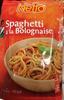 Spaghetti à la bolognaise - Producto