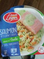 Saumon Atlantique Sauce à l'oseille et Ses Torsades - Product - fr