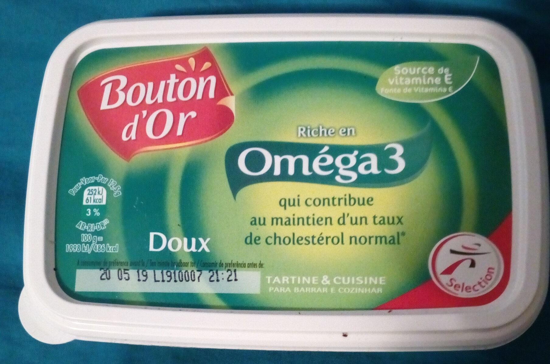 Riche en Oméga 3 - Tartine et Cuissonqui contribue au maintien d'un cholesterol normal - Product
