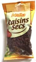 Raisins secs - Product