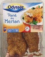 Pané au Merlan - Product - fr