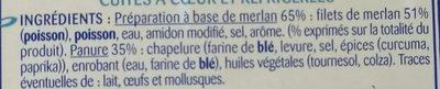 Pané au Merlan - Ingrediënten - fr