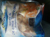 Crevettes Nordiques Décortiquées Cuites - Produit