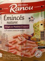 Emincés Nature - Produit - fr