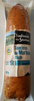 Saucisse de Morteau cuite - Product - fr