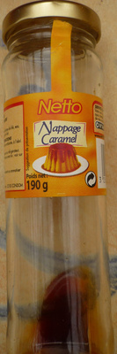 Nappage caramel - Produit - fr