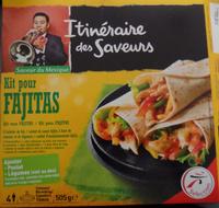 Kit pour fajitas - Produit - fr