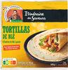 Tortillas de blé - Prodotto