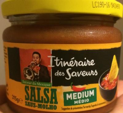 Salsa Medium - Product - fr