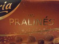 Ballotin assortiment Les Pralinés - Product