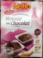 Préparation pour Mousse au Chocolat - Product - fr