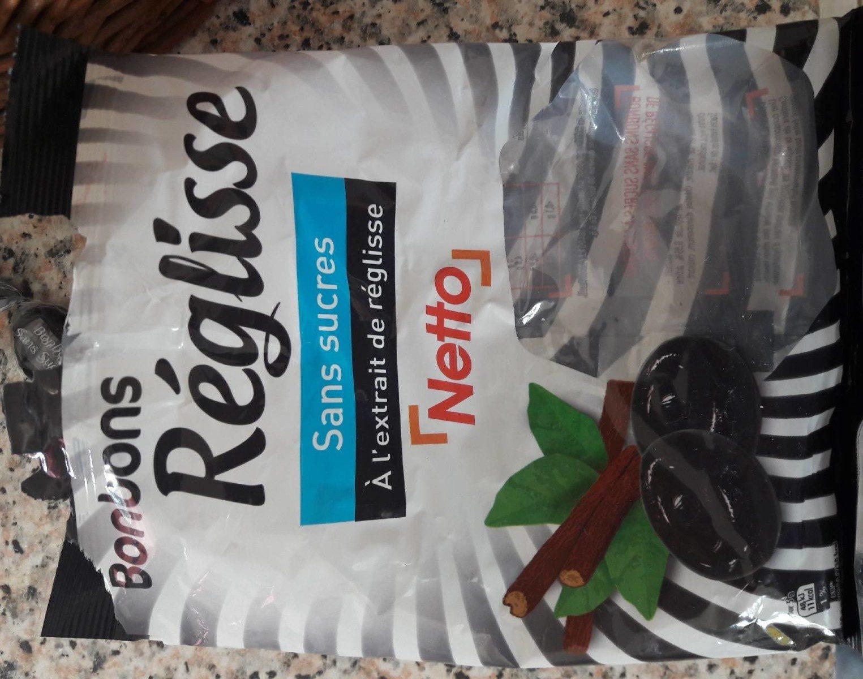Plaisir Léger sans sucres à la réglisse - Produit