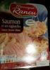 Saumon et ses tagliatelles sauce beurre blanc - Product