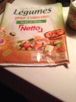 Netto Legumes Pour Couscous Surgele - Prodotto - fr