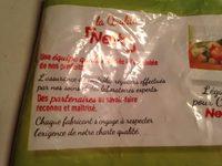 Netto Legumes Pour Couscous Surgele - Ingredienti - fr