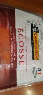 Saumon Atlantique fumé élevé au royaume uni ECOSSE - Product - fr
