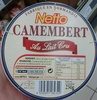 Camembert au lait cru (22% MG) - Product