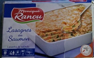 lasagnes au saumon monique ranou 1 kg. Black Bedroom Furniture Sets. Home Design Ideas